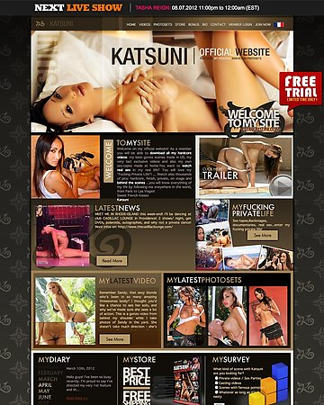 Club Katsuni Screencap