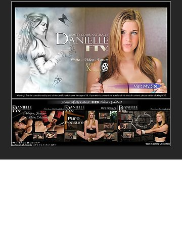 Danielle FTV Screencap