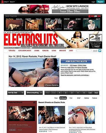 Electrosluts Screencap