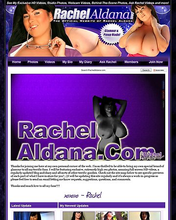 Rachel Aldana Screencap