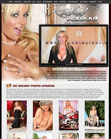 Rachel Aziani Screencap