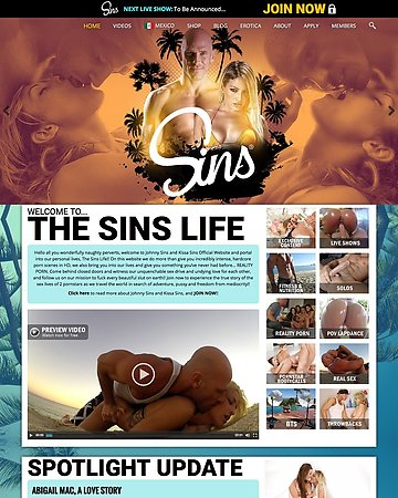 Sins Life Screencap