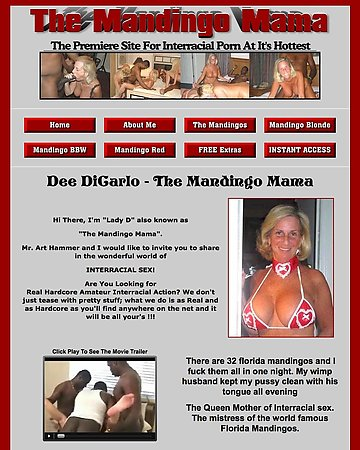 The Mandingo Mama Screencap